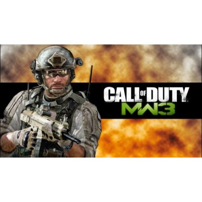 CALL OF DUTY MODERN WARFARE 3''  XBOX 360 '' PRONTA ENTREGA NO BRASIL  NTSC- ORIGINAL- LACRADO    Im