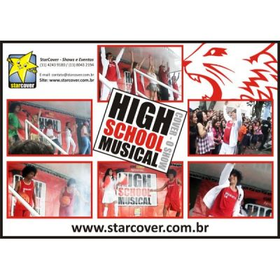 HIGH SCHOOL MUSICAL COVER (11) 8043.2194
