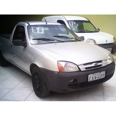 COURRIE MOTOR ZETEC ROCAN 1.6  GNV  ANO 2000