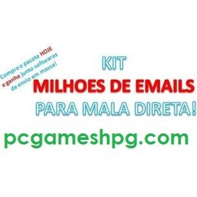 E-MAILS SEGMENTADOS, MARKETING VÁLIDOS, VÁLIDAS