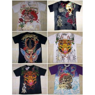 Camisetas original Ed Hardy Christian Audiger