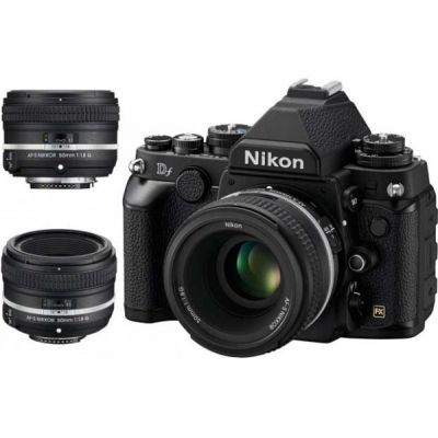 nikon df 16.2mp dslr camera