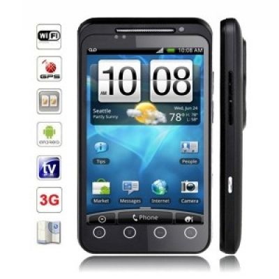 Celular Desim Touch D17 com Android 2.3 tela de 4.3 (3G, Wifi, TV, GPS) - MADE IN CHINA