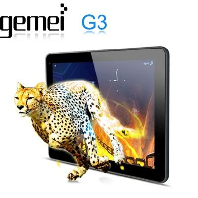 Gemei G3 7 polegadas Android 2.3 Tablet PC tela multi-touch-MADE IN CHINA.