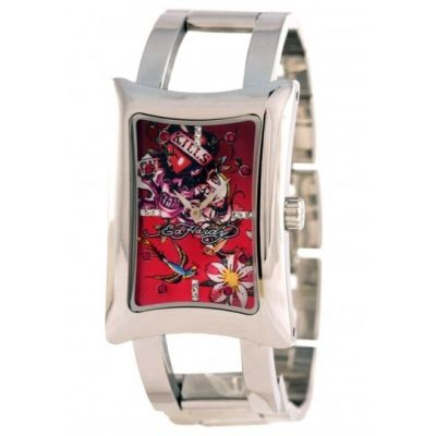 Ed Hardy Divino Watch - Love Kills MADE IN INGLATERRA