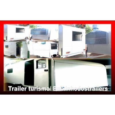 vende-se Trailer de lanche,carrinhos,reboques e foodtruck