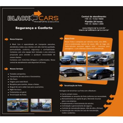 BLACKCARS TRANSPORTE EXECUTIVO