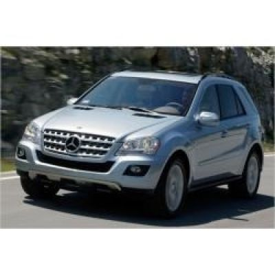 1:41 Mercedes-benz Ml 320