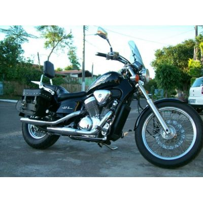 HONDA SHADOW VLX 600 ANO 2000 R$ 16.500,00