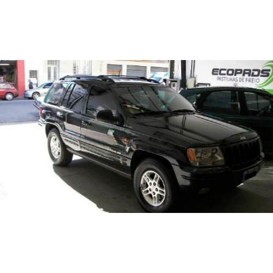GRAND CHEROKEE LIMITED 99 PRETA BLINDADA KM 94000 R$ 42.000,00